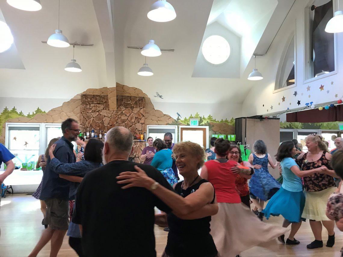 Labor Day Dance Away
