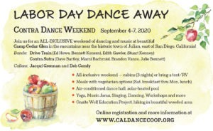 Labor Day Dance Away 2020