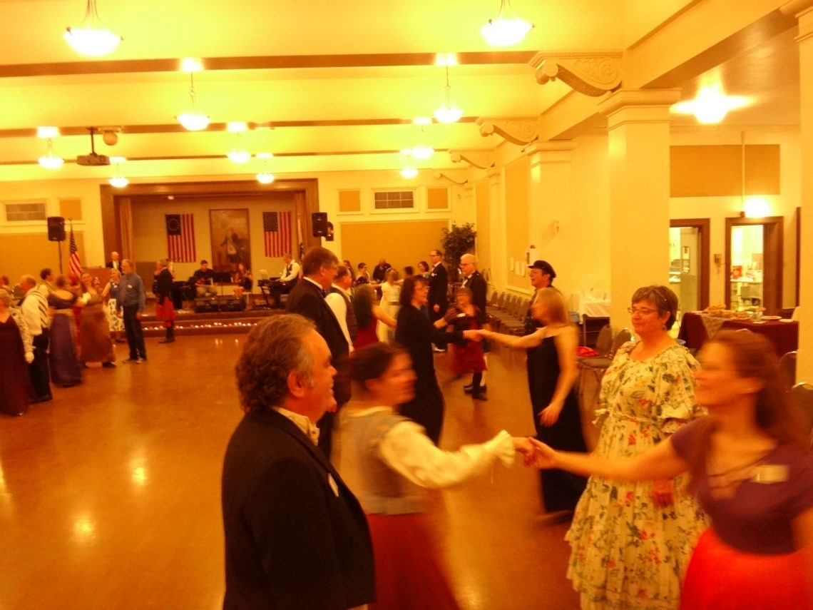 Playford-to-the-Present ball 2017